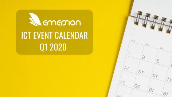 ICT Event Calendar