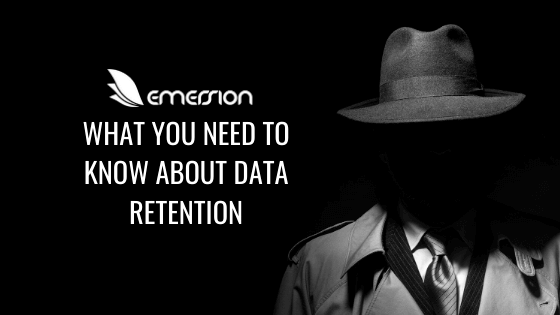 What you need to know about Data Retention