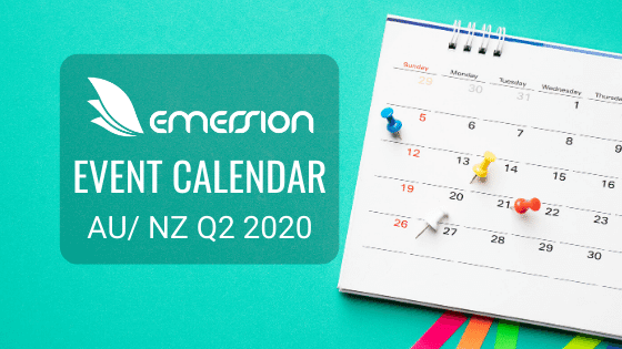 Q2 Event Calendar