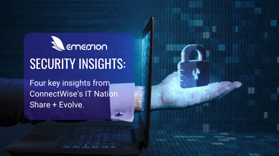 Security Insights from ConnectWise