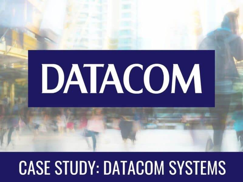 Case Study: Datacom Systems