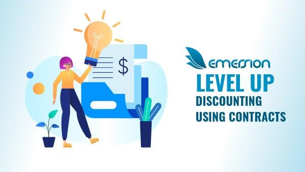 Level Up: Discounts Using Contracts