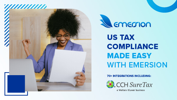 US Tax Compliance Made Easy With Emersion