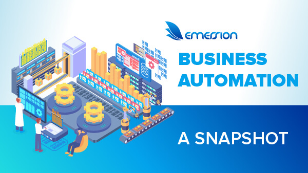 Business automation: A snapshot