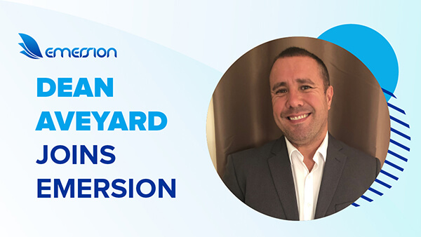 Dean Aveyard joins Emersion